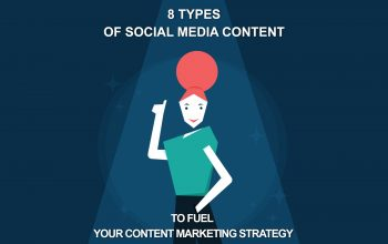8 Types of Social Media Content to Fuel Your Content Marketing Strategy