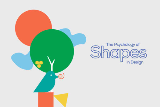 The Psychology of Shapes in Design